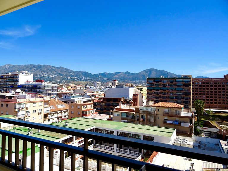 Las Rampas holiday rental home centre Furngirola by solrent
