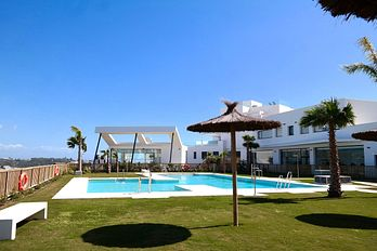Luxurious holiday apartment in La Cala de Mijas, vacation