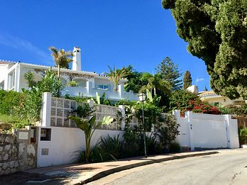 The private pool villa La Cala de Mijas - Holiday rental